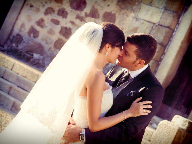 La boda de Tamara y Roberto