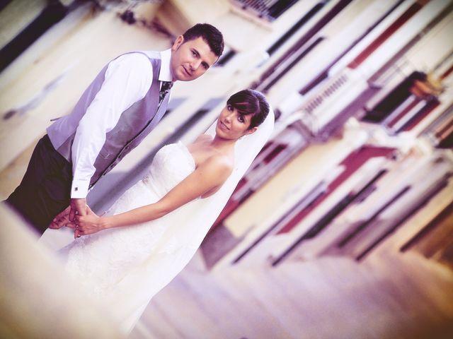 La boda de Roberto y Tamara en Plasencia, Cáceres 18