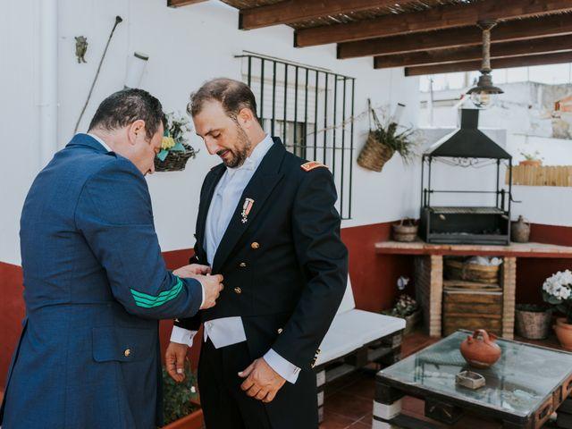 La boda de Ismael y Rocío en Espartinas, Sevilla 4