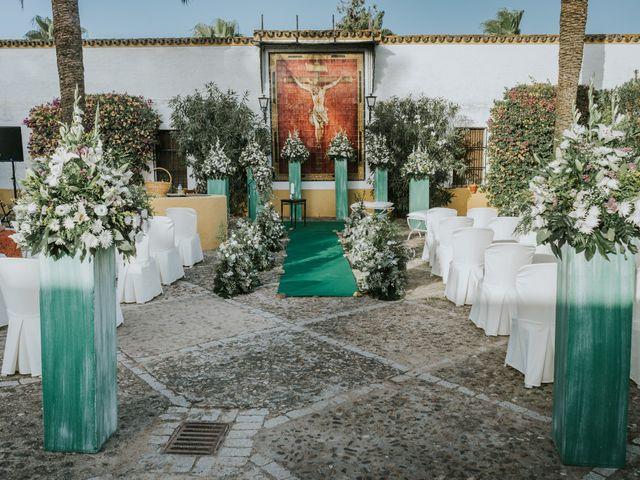 La boda de Ismael y Rocío en Espartinas, Sevilla 16