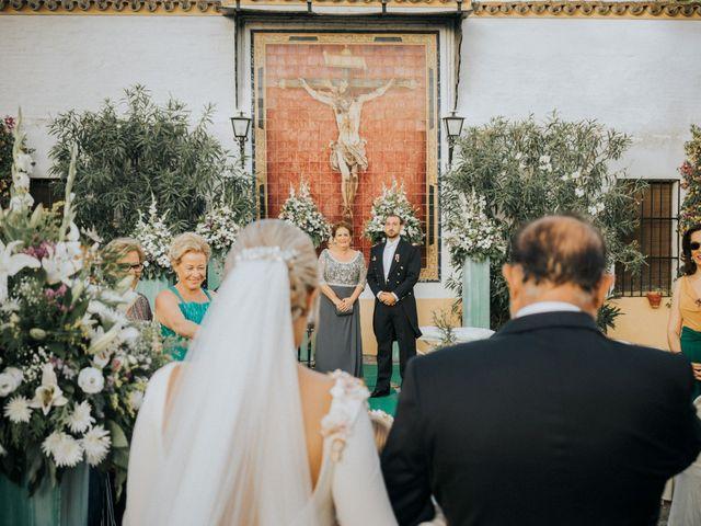 La boda de Ismael y Rocío en Espartinas, Sevilla 18