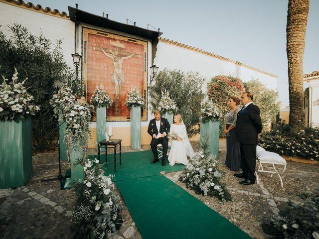 La boda de Ismael y Rocío en Espartinas, Sevilla 19