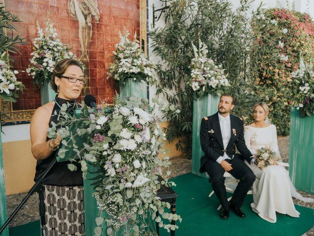 La boda de Ismael y Rocío en Espartinas, Sevilla 20