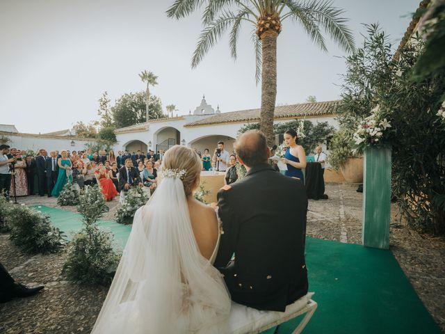 La boda de Ismael y Rocío en Espartinas, Sevilla 21