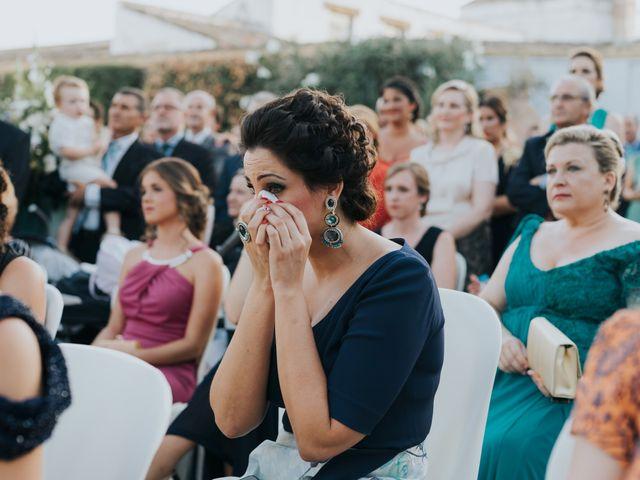 La boda de Ismael y Rocío en Espartinas, Sevilla 22