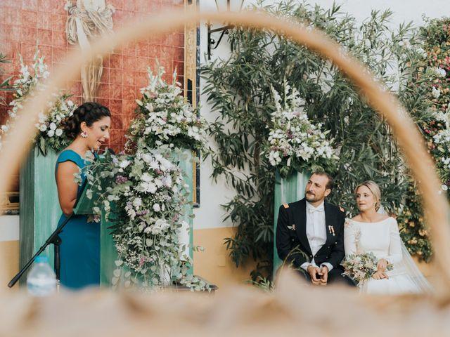 La boda de Ismael y Rocío en Espartinas, Sevilla 23