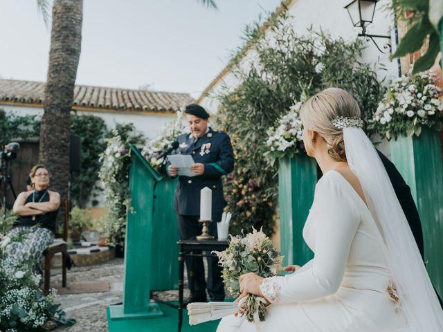 La boda de Ismael y Rocío en Espartinas, Sevilla 24