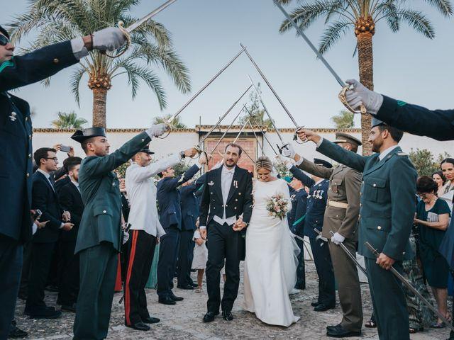 La boda de Ismael y Rocío en Espartinas, Sevilla 25