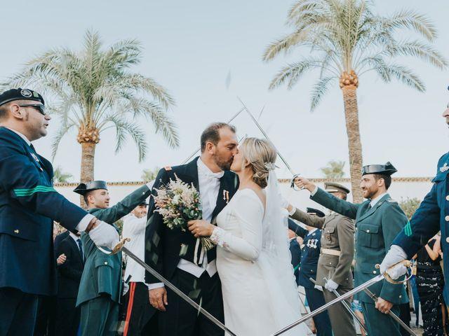 La boda de Ismael y Rocío en Espartinas, Sevilla 26