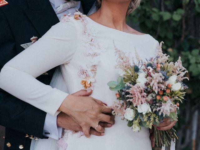 La boda de Ismael y Rocío en Espartinas, Sevilla 30