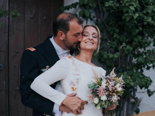 La boda de Ismael y Rocío en Espartinas, Sevilla 31