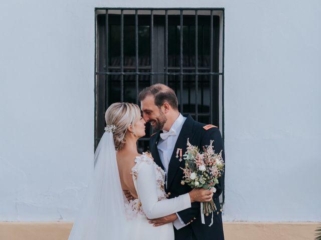 La boda de Ismael y Rocío en Espartinas, Sevilla 32