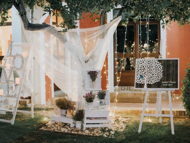 La boda de Ismael y Rocío en Espartinas, Sevilla 37
