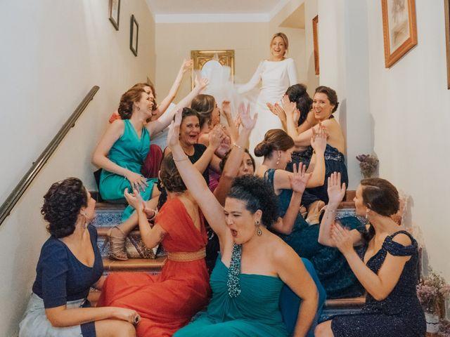 La boda de Ismael y Rocío en Espartinas, Sevilla 39