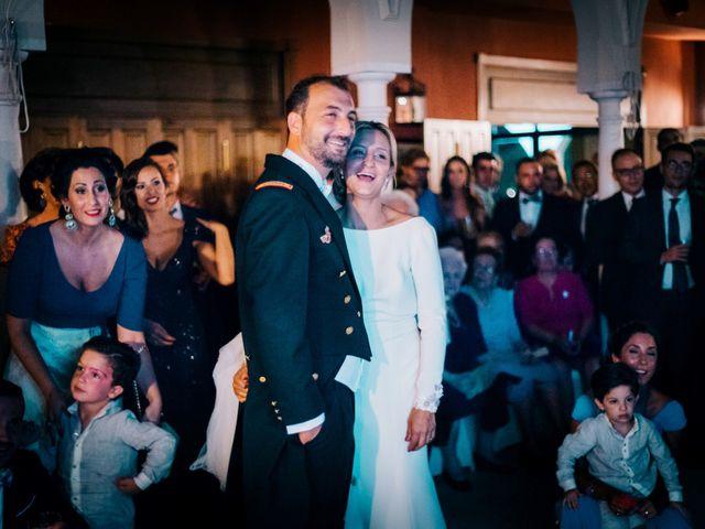 La boda de Ismael y Rocío en Espartinas, Sevilla 42