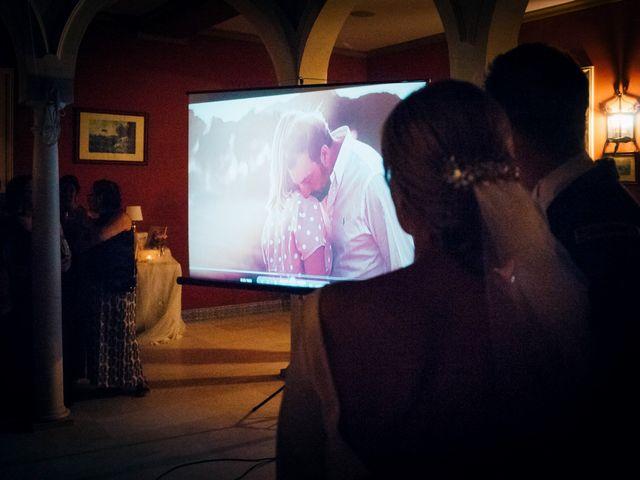 La boda de Ismael y Rocío en Espartinas, Sevilla 44