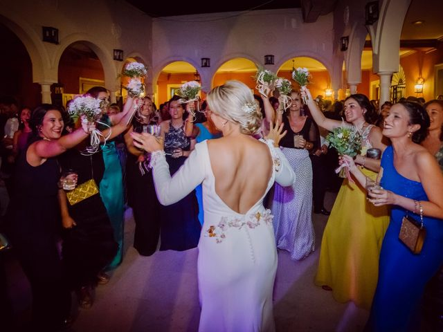 La boda de Ismael y Rocío en Espartinas, Sevilla 48