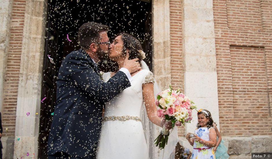La boda de Agustín y Belén en Pedrajas De San Esteban, Valladolid