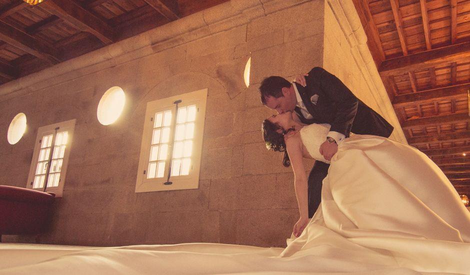 La boda de Roberto y Iris en Monforte de Lemos, Lugo