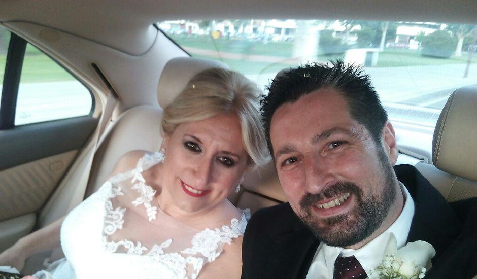 La boda de Esther y Manuel  en La Carlota, Córdoba