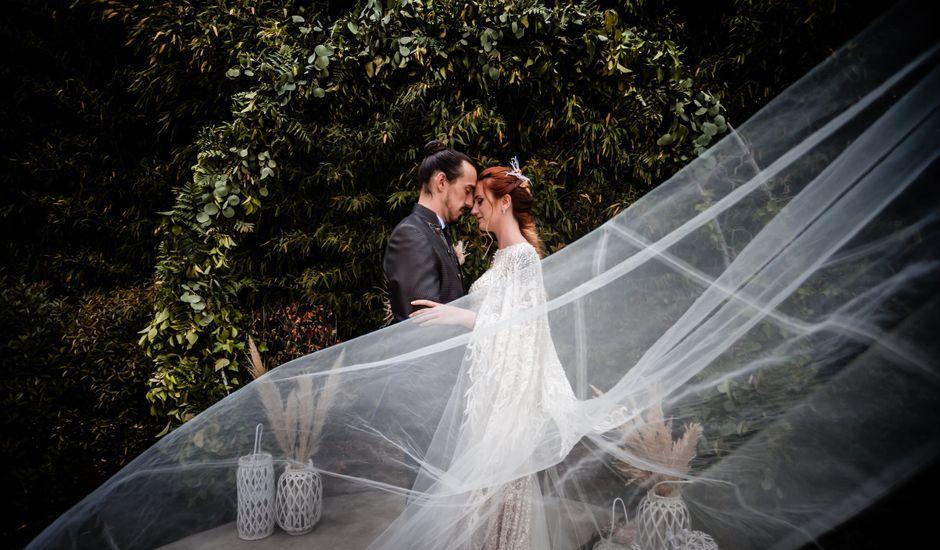 La boda de Marta y Diego en Sant Fost De Campsentelles, Barcelona