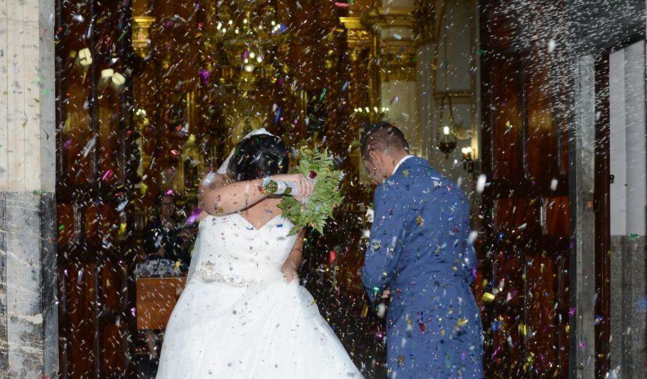 La boda de Cristian y Jenny en Catral, Alicante