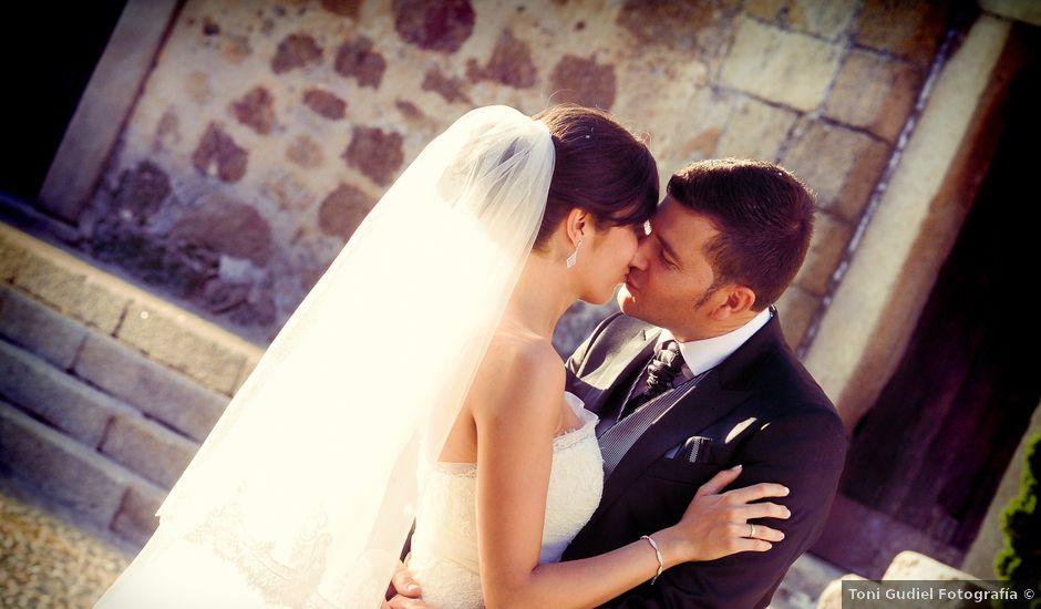 La boda de Roberto y Tamara en Plasencia, Cáceres