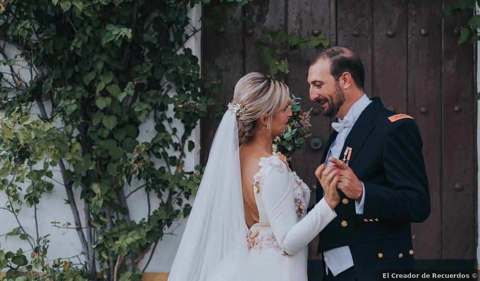 La boda de Ismael y Rocío en Espartinas, Sevilla