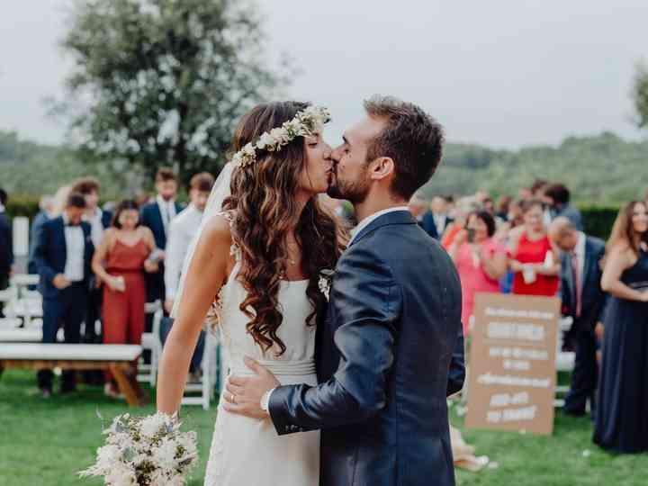 La boda de Gerard Rosell Balada y Marta Vilalta Andrés