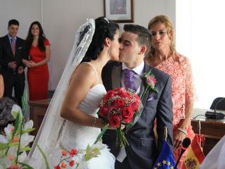 La boda de Queren y Cristian 1