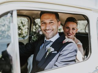 La boda de Teresa y Raul