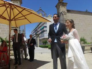 La boda de Eva Mendoza y Alfonso Casas 2