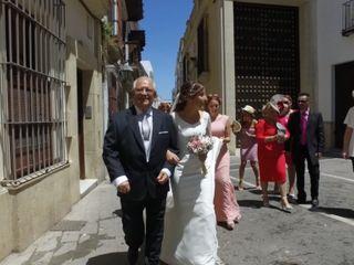 La boda de Eva Mendoza y Alfonso Casas 3