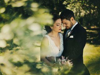La boda de Almudena y Dioni 1