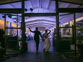 La boda de Lola y David