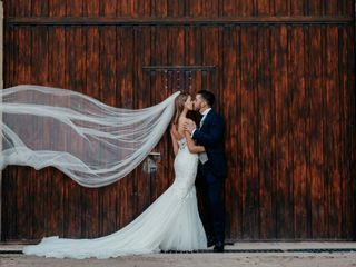 La boda de Miriam y Eddie