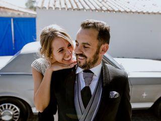 La boda de Cristina y José Luis
