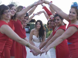 La boda de Isa y Rafa 1