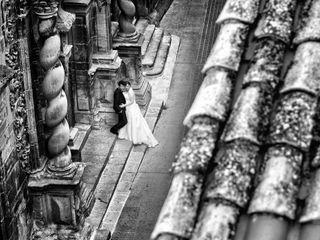 La boda de Marian y Ivan