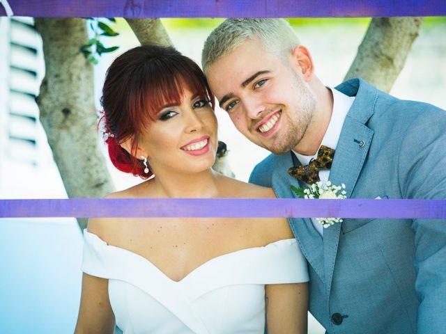 La boda de Vicente y Lai en Chiva, Valencia 27