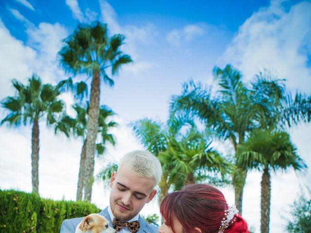 La boda de Vicente y Lai en Chiva, Valencia 34