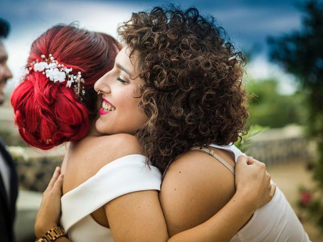 La boda de Vicente y Lai en Chiva, Valencia 41