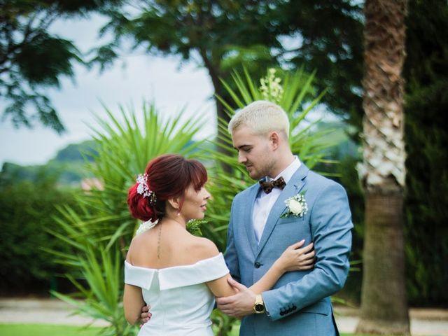 La boda de Vicente y Lai en Chiva, Valencia 42