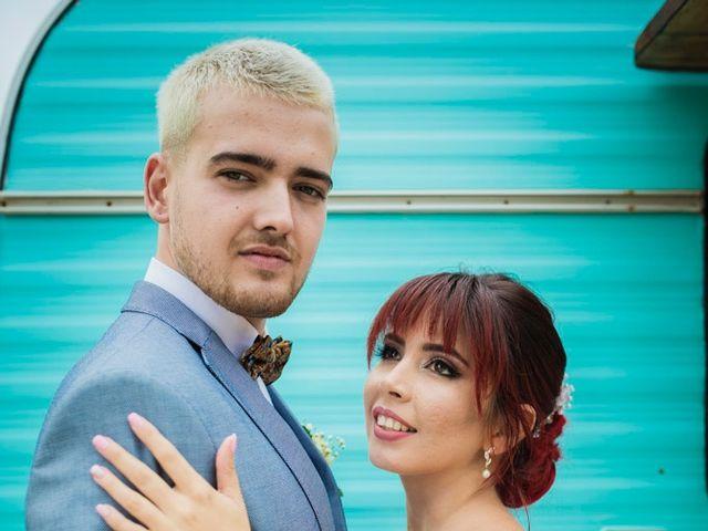 La boda de Vicente y Lai en Chiva, Valencia 44