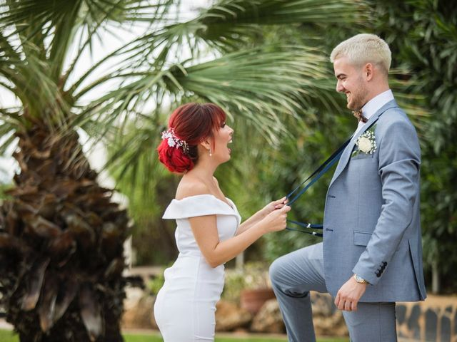La boda de Vicente y Lai en Chiva, Valencia 49