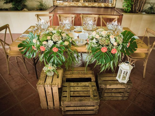 La boda de Vicente y Lai en Chiva, Valencia 55