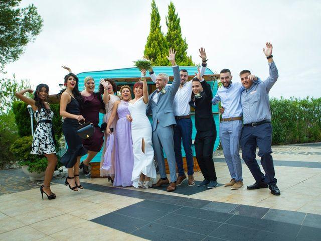 La boda de Vicente y Lai en Chiva, Valencia 56