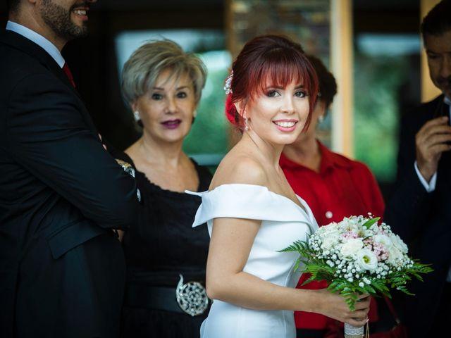 La boda de Vicente y Lai en Chiva, Valencia 57