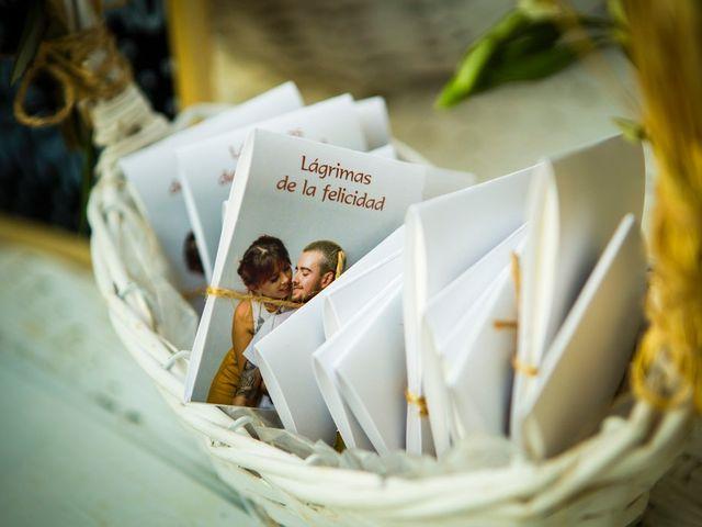 La boda de Vicente y Lai en Chiva, Valencia 61