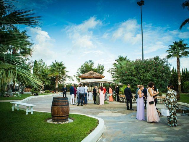 La boda de Vicente y Lai en Chiva, Valencia 63